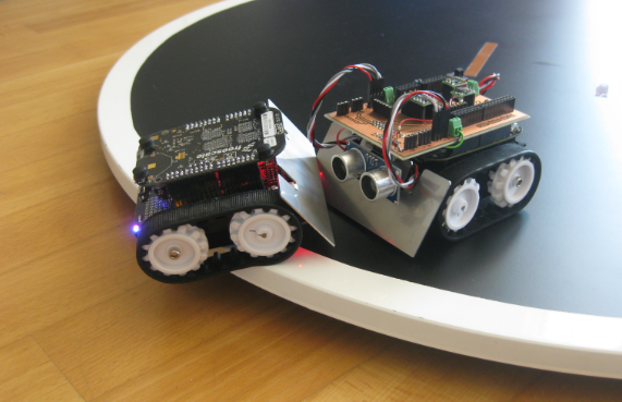 sumo-robot-fight